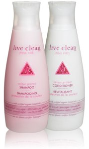 live clean pink fire